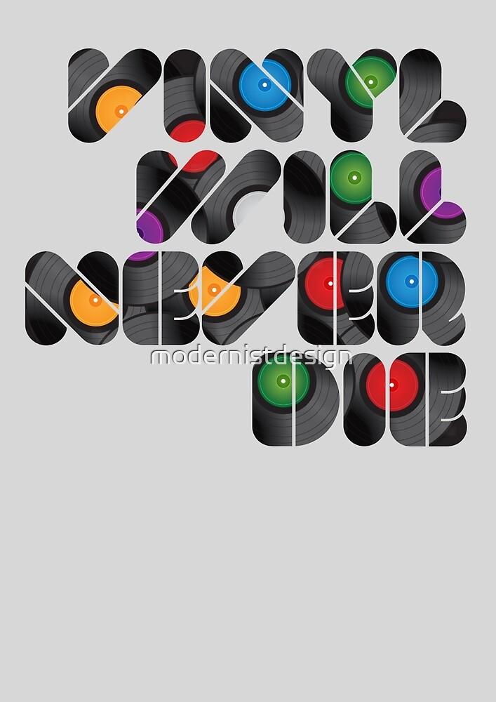 Never Die! by modernistdesign