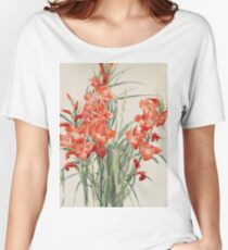 Charles Demuth - Red Gladioli1928 Women's Relaxed Fit T-Shirt