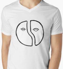 Origin of Love Men's V-Neck T-Shirt