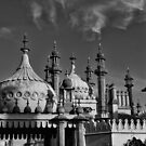 Brighton Pavillion by Catherine Hamilton-Veal  ©
