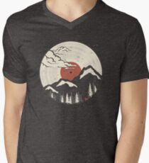 MTN LP... Men's V-Neck T-Shirt