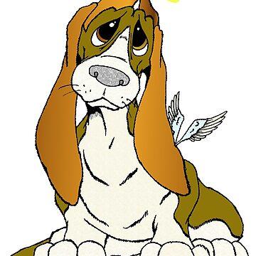 Angel Puppy by Skree
