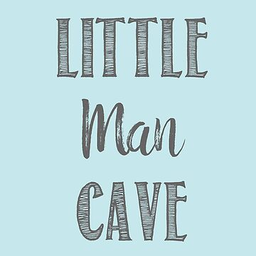 Little Man Cave by Look-Its-Darren