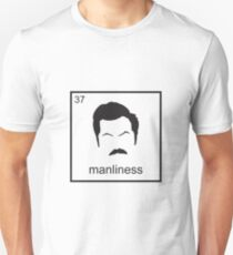 The Element of  Manliness Unisex T-Shirt