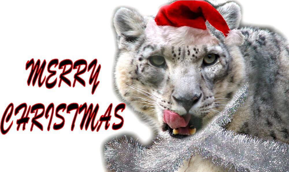 christmas card #3 by CheyenneLeslie Hurst