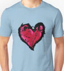 Valentine's Heart Unisex T-Shirt
