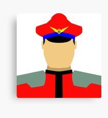 Dictator Vector Canvas Print