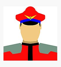 Dictator Vector Photographic Print