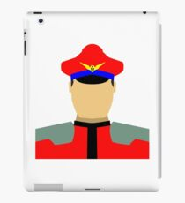 Dictator Vector iPad Case/Skin