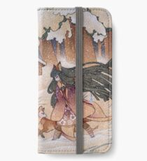 Blustery iPhone Wallet/Case/Skin