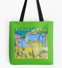 Pitigliano, Toscana Tote Bag
