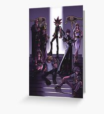 Yugioh Greeting Card