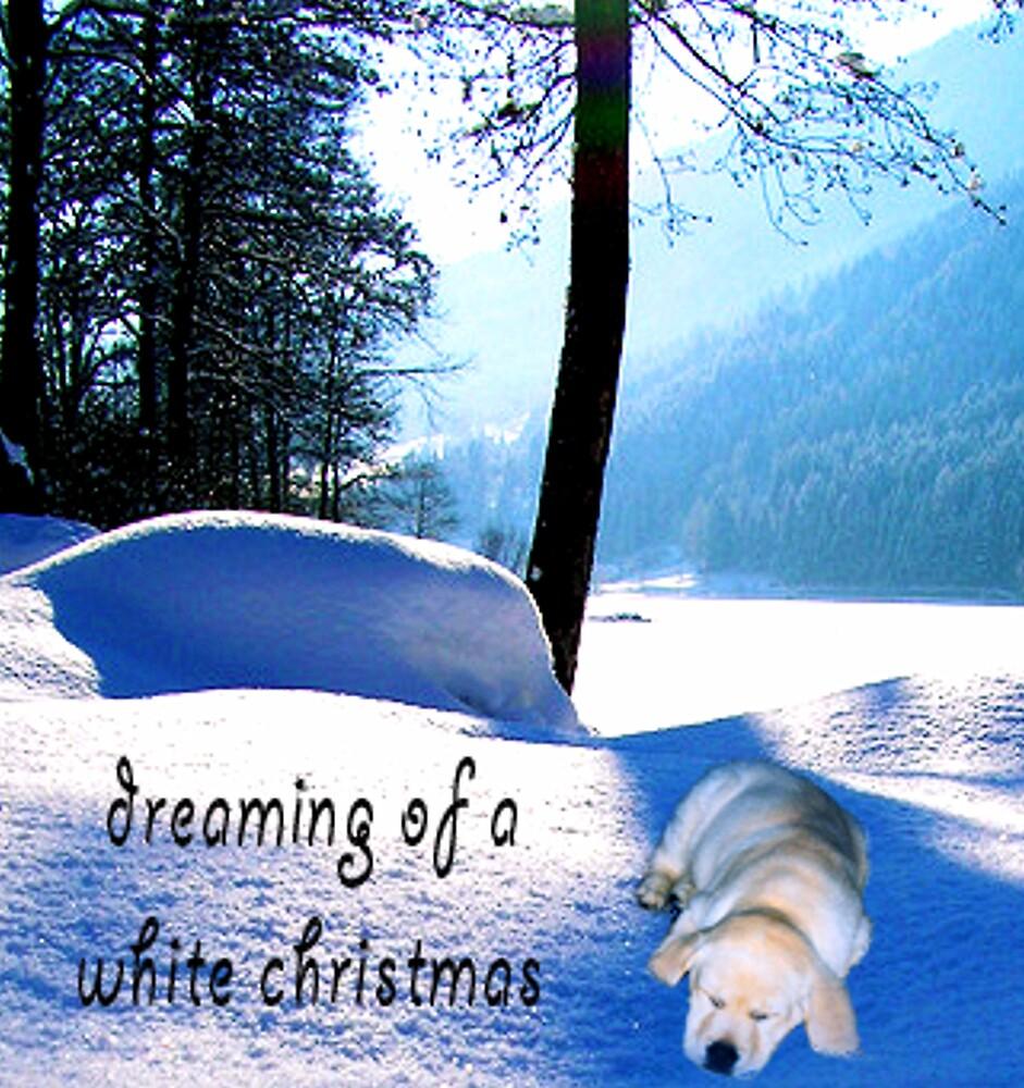 christmas card #4 by CheyenneLeslie Hurst