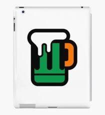 Green Beer - Irish Colors iPad Case/Skin