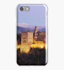 Alhambra After Dusk iPhone Case/Skin