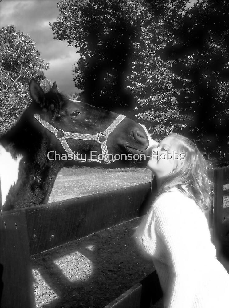 Jana & Oreo by Chasity Edmonson-Hobbs
