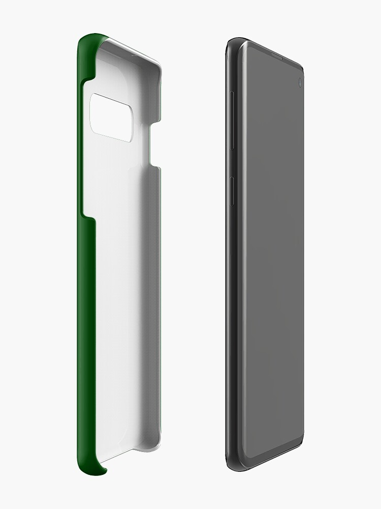 Alternate view of Shamrock Case & Skin for Samsung Galaxy