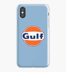 Gulf Merchandise iPhone Case/Skin