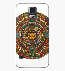 Aztec Calendar Case/Skin for Samsung Galaxy