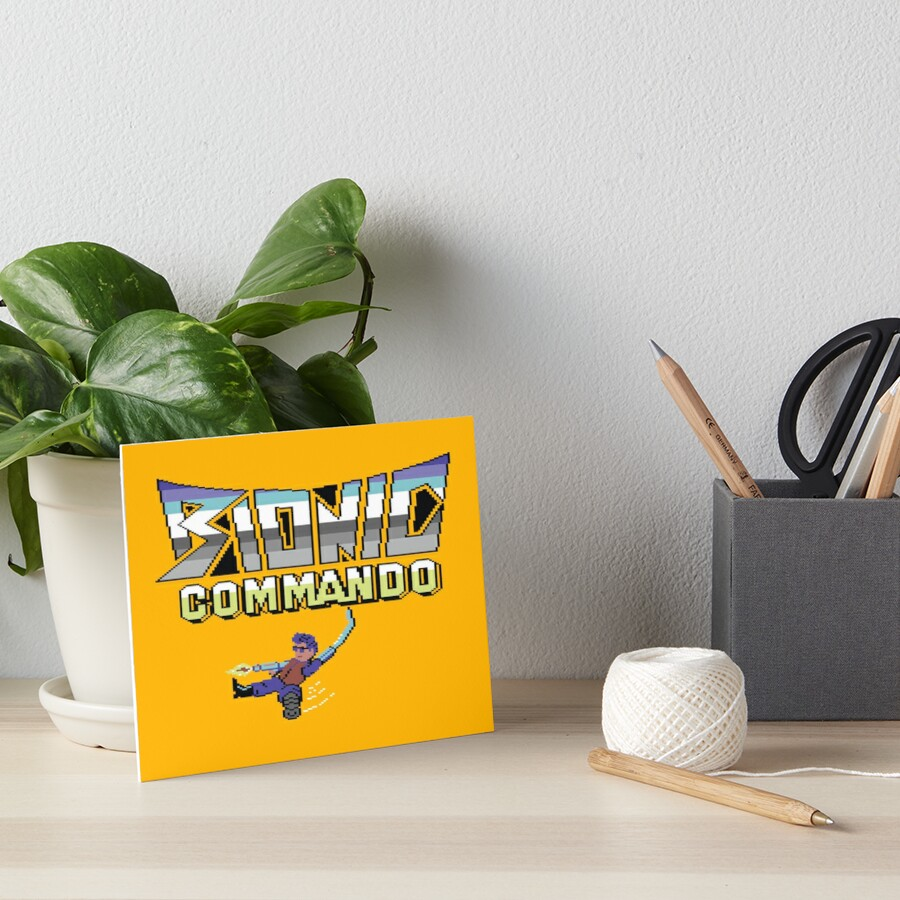 Gaming [C64] - Bionic Commando by ccorkin