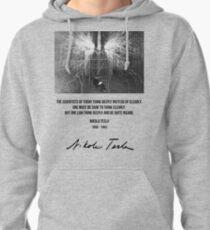 Nikola Tesla Pullover Hoodie
