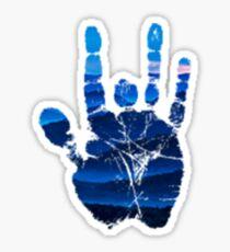 Blue Ridge Jerry  Sticker