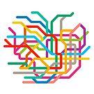 Mini Metros - Tokyo, Japan by transitoriented