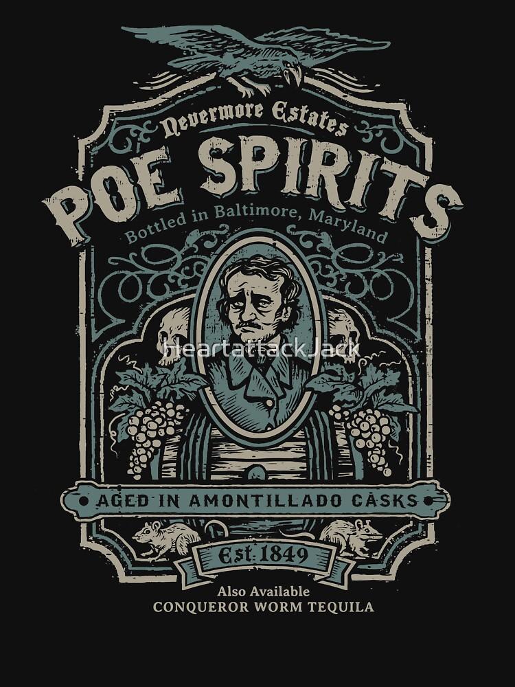 Poe-Geister von HeartattackJack