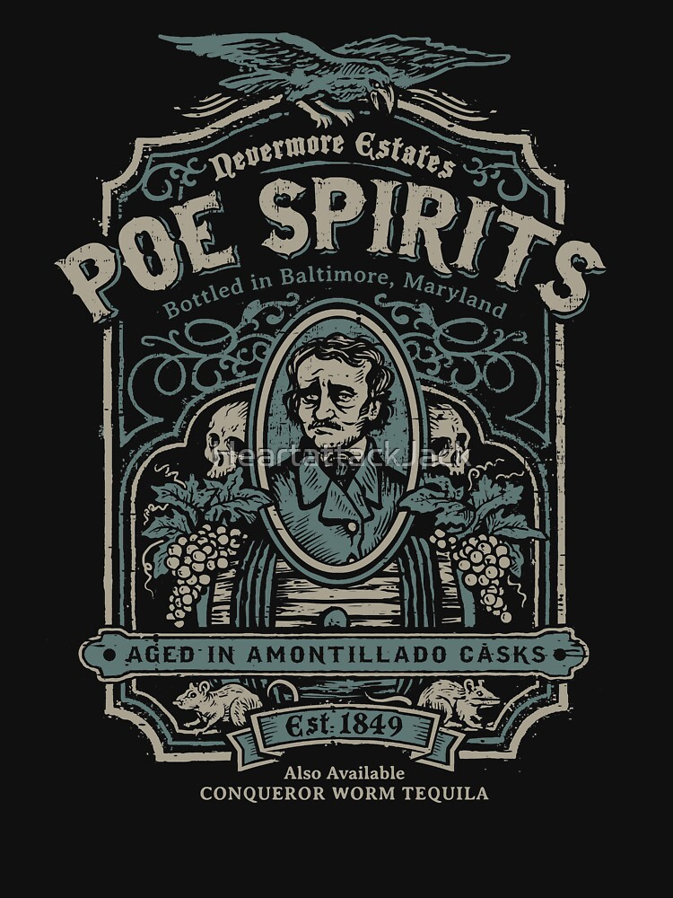 Poe Spirits by HeartattackJack