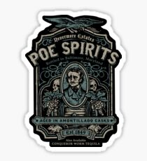 Poe Spirits Sticker