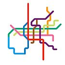 Mini Metros - Osaka, Japan by transitoriented