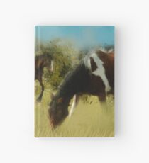 Equine  Paradise Hardcover Journal