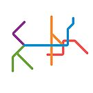 Mini Metros - Philadelphia, United States by transitoriented