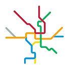 Mini Metros - Washington, United States by transitoriented