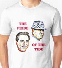 Camiseta ajustada El orgullo de la marea