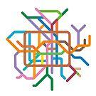 Mini Metros - Berlin, Germany by transitoriented
