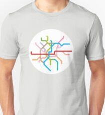 Mini Metros - Cologne, Germany Unisex T-Shirt