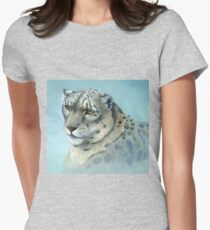 Restful Womens Fitted T-Shirt