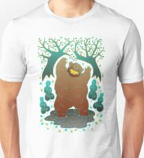 Bear in the Woods Unisex T-Shirt
