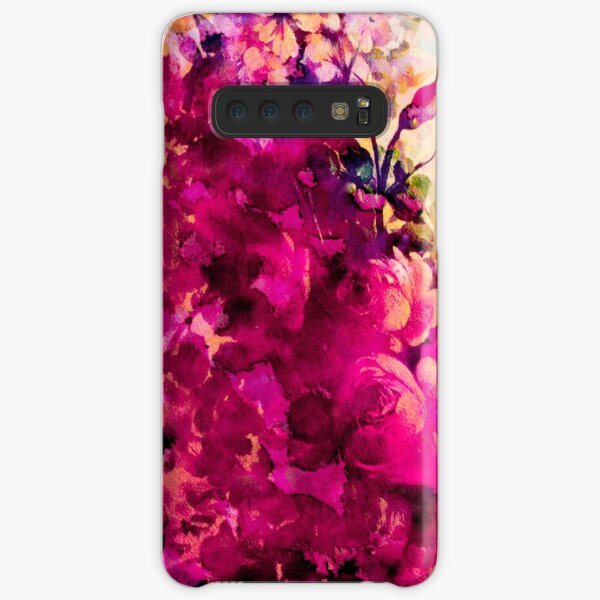 roses grimpantes/climbing roses Samsung Galaxy Snap Case