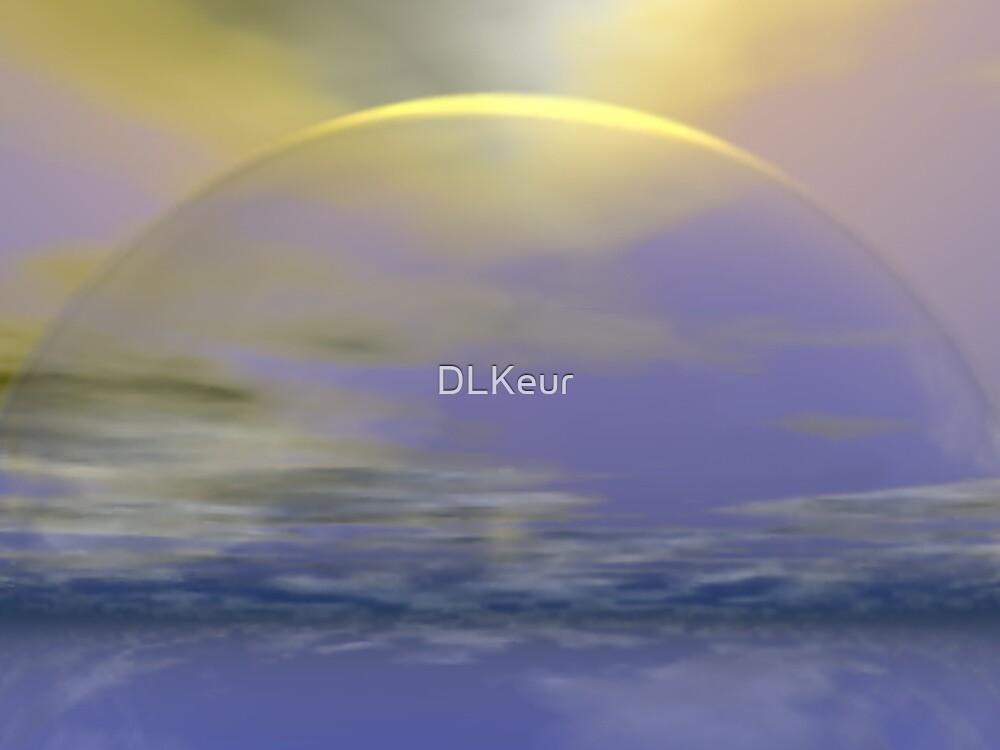 SunBow sun sky blue by DLKeur