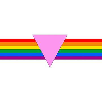 Gay Pride Symbol by queeradise