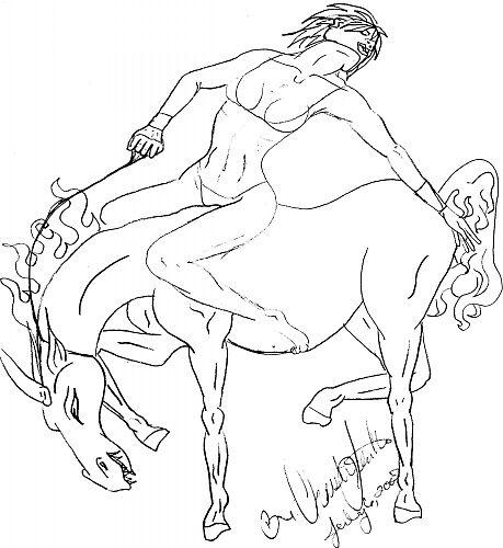 Cowgirl by KiLLerxKarNi
