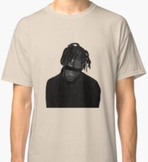 Travis Scott illustration (MORE VERSIONS IN ARTIST NOTES) Classic T-Shirt