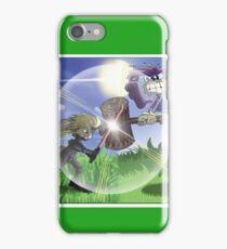 Cartoon Clash iPhone Case/Skin