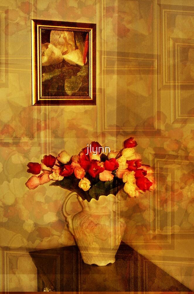 Bored Tulips by jlynn