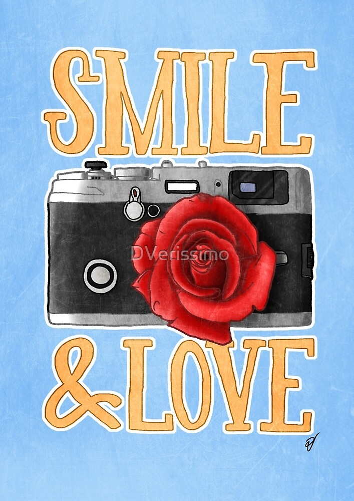 Smile and Love by DVerissimo