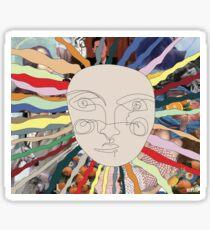 Sunshine Boy Sticker