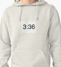 That Poppy - 3:36 Pullover Hoodie
