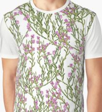 Pattern with heather Graphic T-Shirt